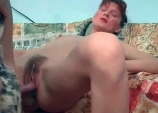 Meaty dog dick banging that pussy